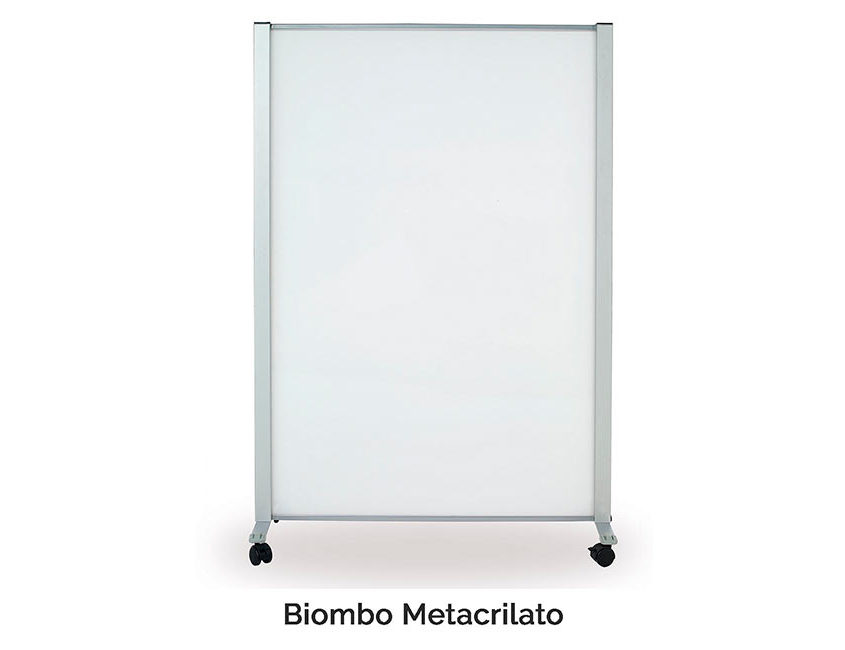 Biombo Cortinal Metacrilato